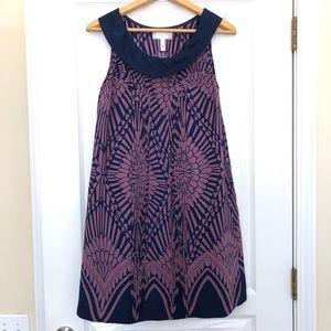Anthropologie Moulinette Soeurs Purple Blue Dress
